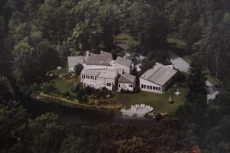 Contemporary French Chateau and Country Homestead - Port perry - Villa