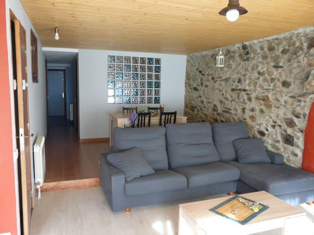 APARTAMENTO CON ENCANTO EN LLÍVIA - Llívia - Lyxvåning