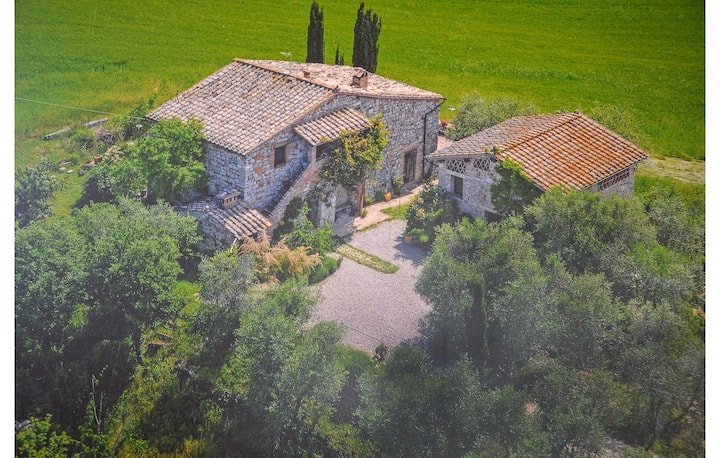 Holiday cottage with 1 room on 65m² in Ville di Corsano