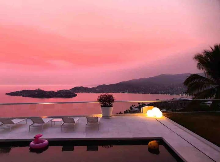 Incredible Modern Villa with the best view