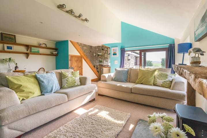 Cosy romantic coastal hideaway - Port Isaac - Apartment