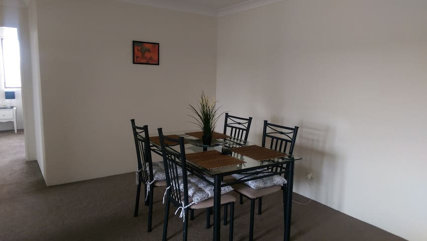 Great location, comfortable place to stay - Meadowbank - Apartament