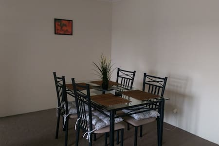 Great location, comfortable place to stay - Meadowbank - Lägenhet