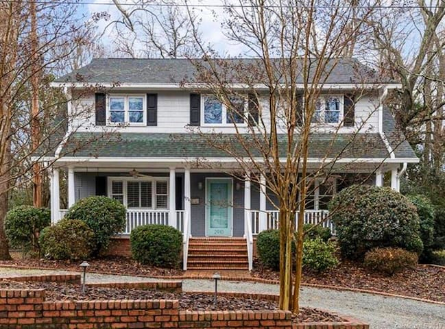 Two story house in Myers Park for 2020 RNC