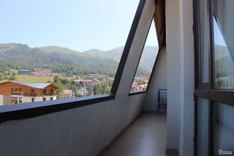 Haystack Bakuriani _Apartment with Mountain view