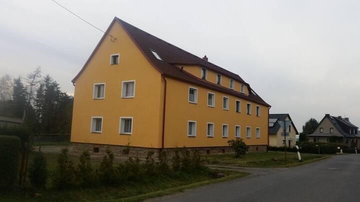 Ferienwohnung Ella Sächs.Schweiz Struppen 4 Betten