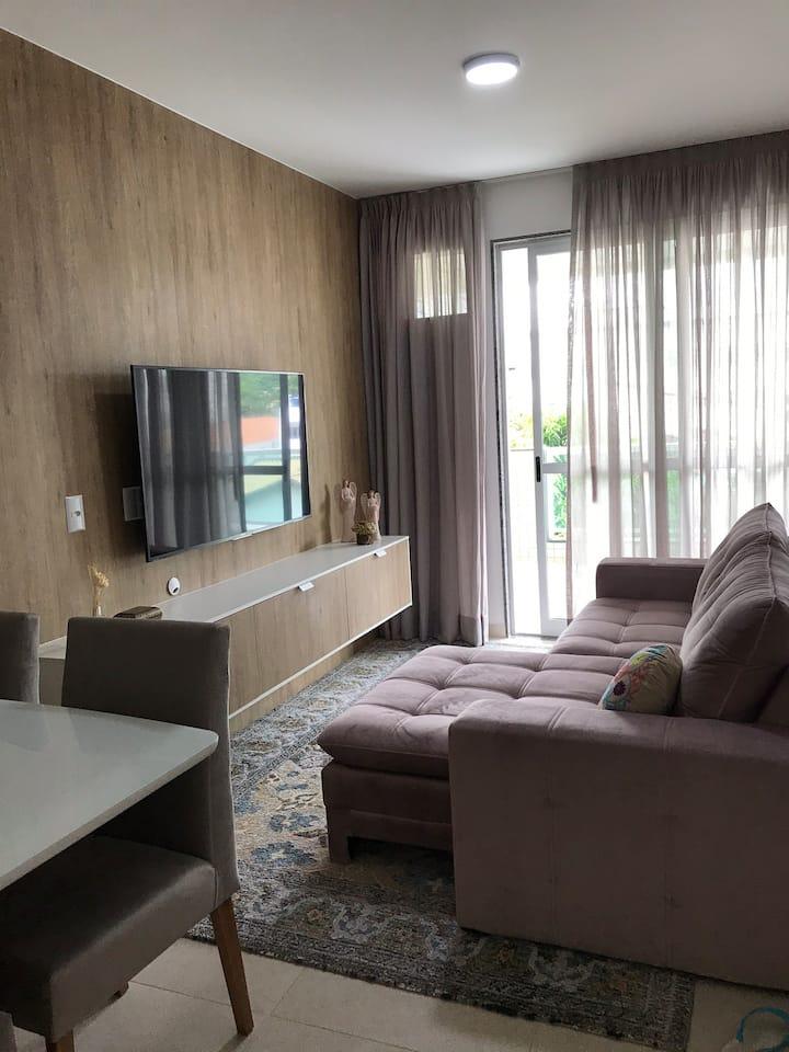 Apartamento finamente decorado Ilha do Governador