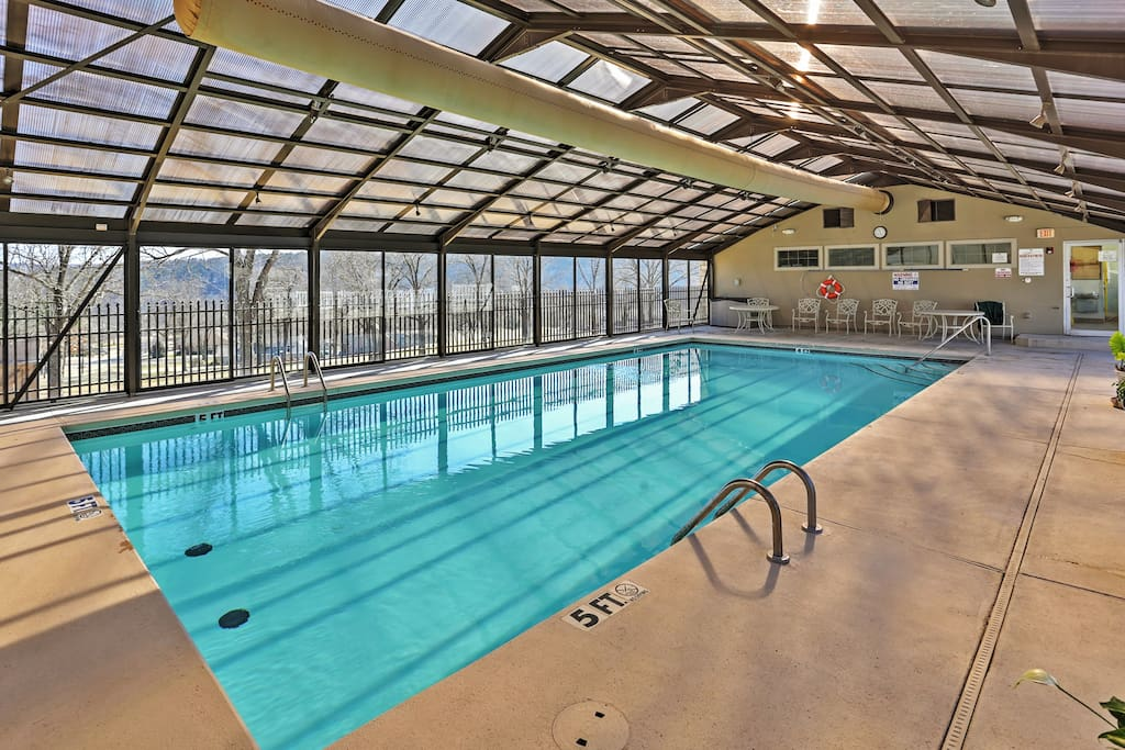 Numerous community amenities are at your disposal during your stay.