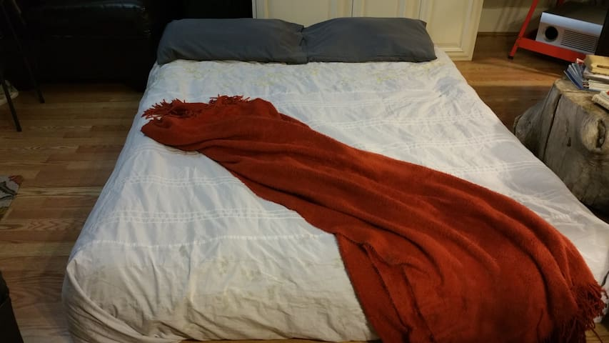 CONVENIENT BASECAMP1 Airbed for respectful visitor - Denver - House