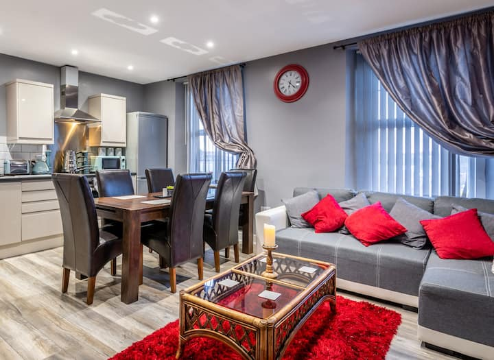 Darlington Centre Open Plan Apartment