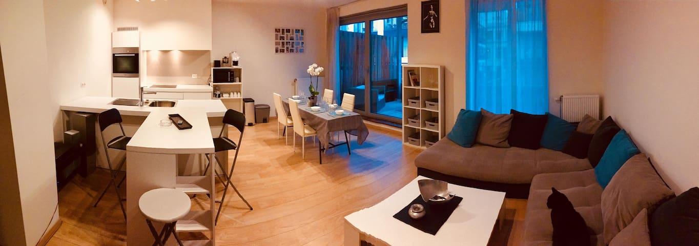 Superbe appartement plein centre avec Terrasse