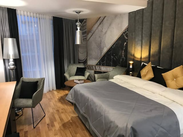 Prywatny Apartament Seaside w Kołobrzegu