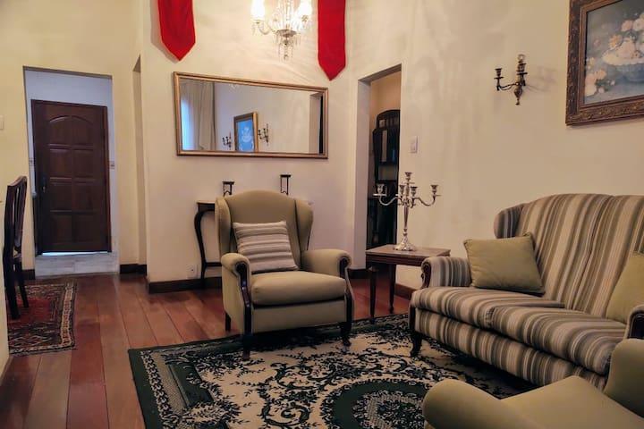 Casa aconchegante na Pampulha