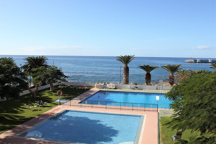 Nice apartment & great sea views in Los Cristianos