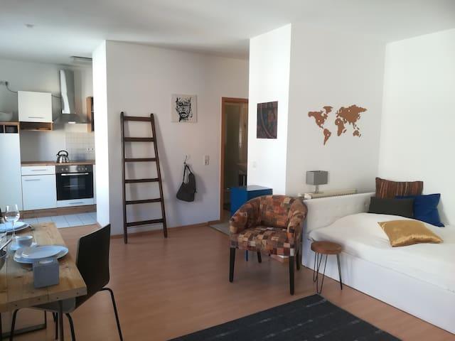 """1-Raum-Apartment """"Stockholm"""""""