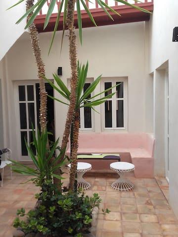 Maison à deux chambres comme deux maisons - Sidi Ifni - Дом