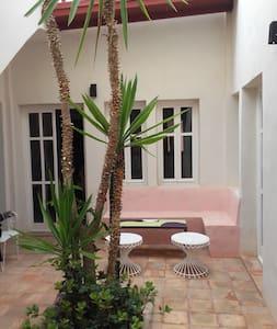 Maison à deux chambres comme deux maisons - Sidi Ifni - บ้าน