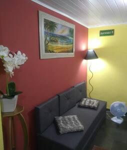 Apartamento duplex, fácil acesso à Ilha Grande-RJ