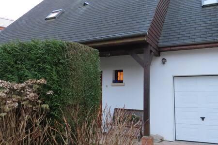Chambre avec salle de bain privative proche Rouen - Bois-Guillaume - Rumah