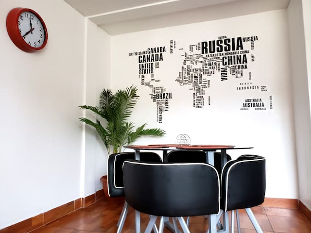 Moderno Apartamento en Ecológico Distrito de Surco