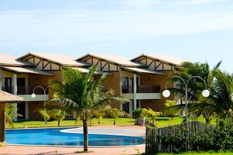 Apartamento para 2 - Condomínio Beira Mar