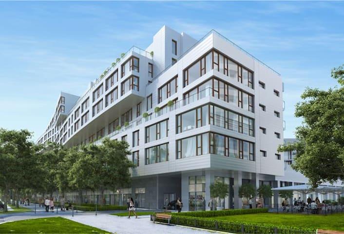 Triton Apartments in Warsaw near Airport