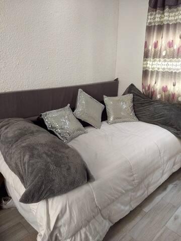 Excelente habitación para 2 personas