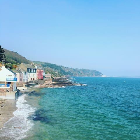 Luxury Cornish beach house - the perfect getaway