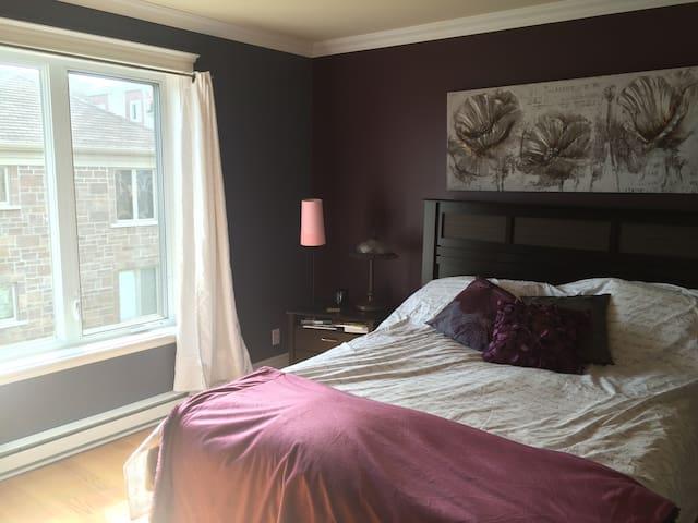 Luxueux condo dans Lebourgneuf - Quebec - Byt