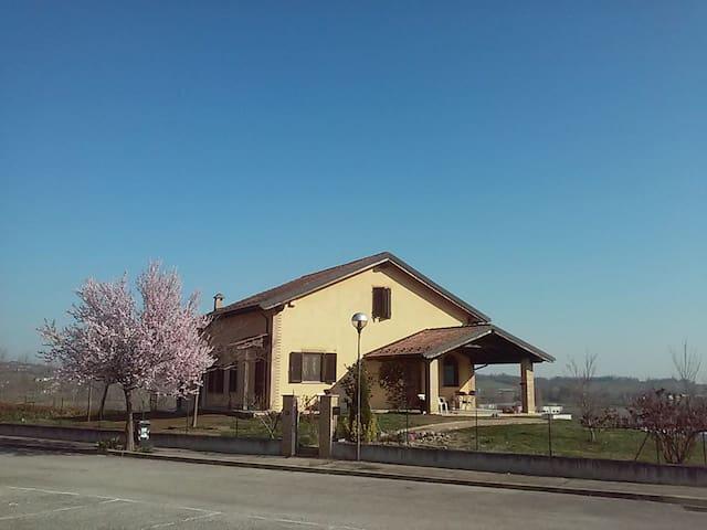 Appartamento indipendente nel cuore del Monferrato