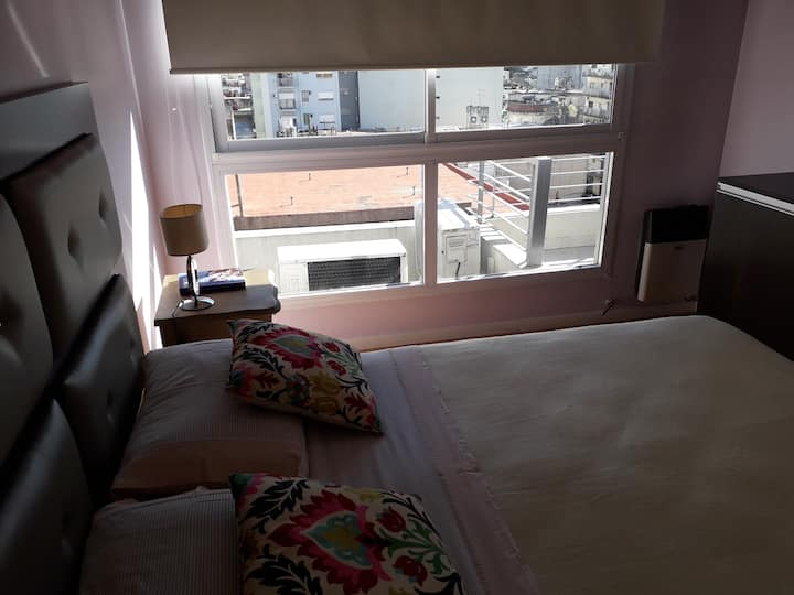 Bright modern apartment