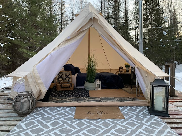 Country Glamping