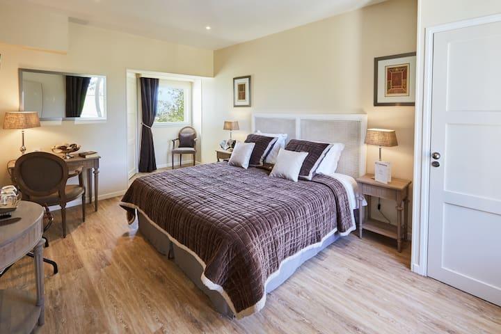 Chambre Deluxe à Arromanches - Tracy-sur-Mer - วิลล่า