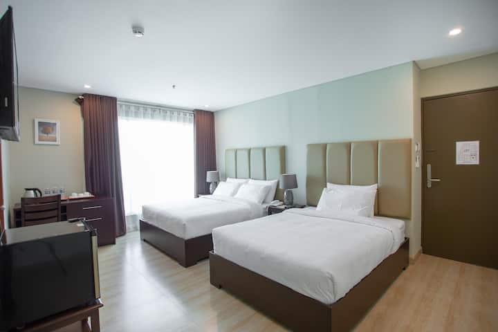 Premier Family Room In Asrodel Hotel