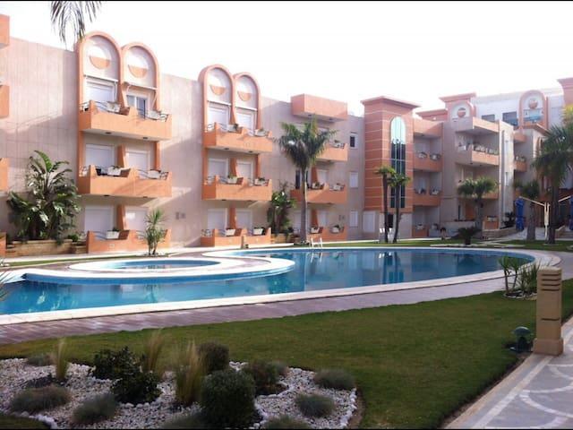 Appart des vacances à louer à Sousse. - Sousse - Huoneisto
