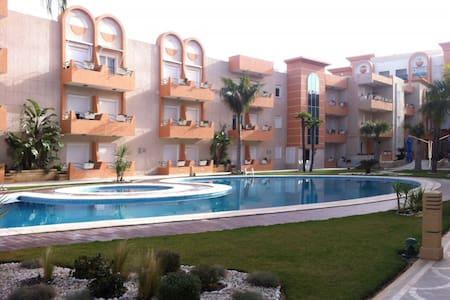 Appart des vacances à louer à Sousse. - Sousse - Apartemen