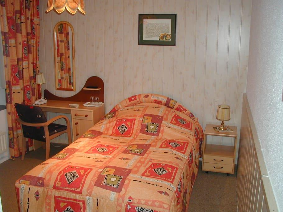 Komfortabele kamer