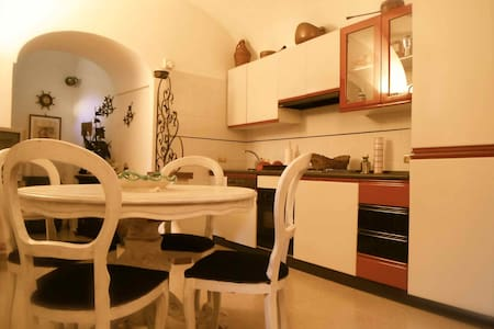 Typical Amalfi Coast flat - 4 beds - Atrani - Apartmen