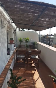 Small room with sofa bed near atocha & retiro park - Madri