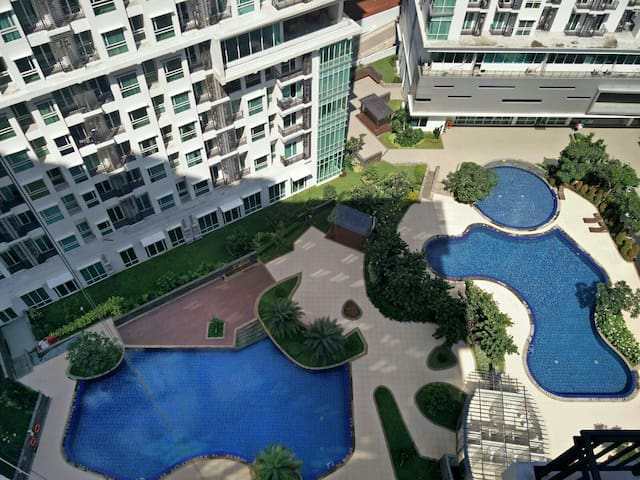 5 Stars Apartment,Backpacker Budget - Jakarta Selatan
