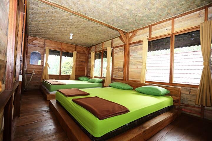 Nice Villa Family Suite at Villa Bidadari
