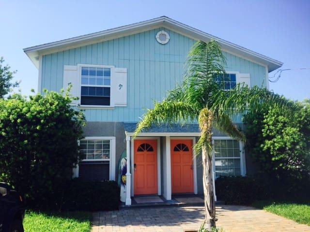 Jacksonville Beach 2 bedroom townhome - Jacksonville Beach - House