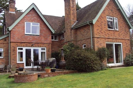 Also Nestled in the New Forest - Burley