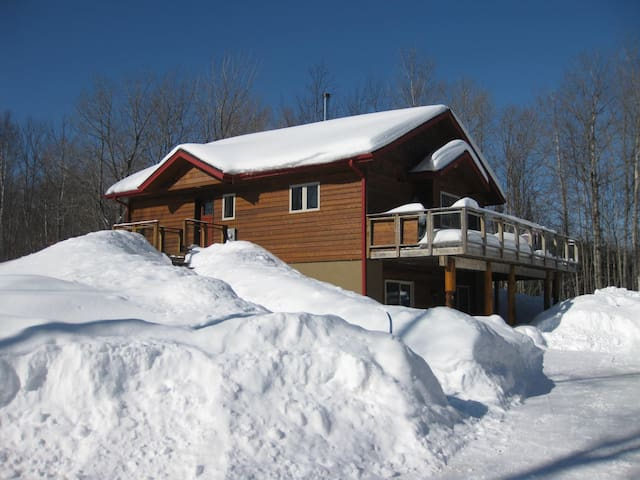 The Bear Cabin on Wolverine Ski Trails