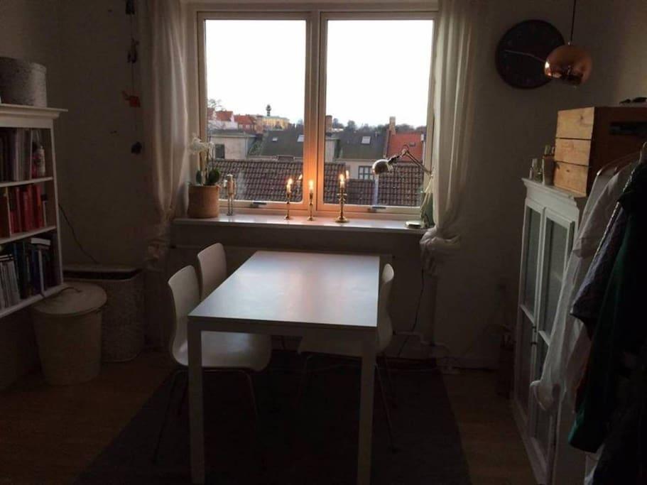 Værelset med udsigten/the room with the view