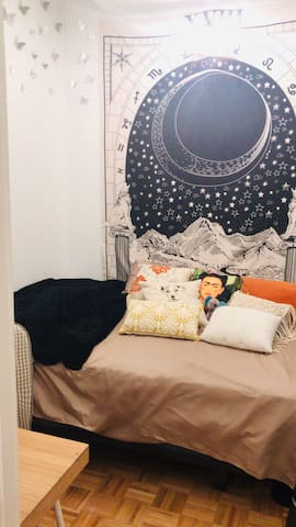 Well lit room in FiDi, Manhattan-June,July  sublet