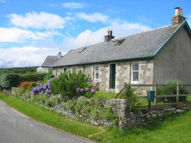 Idyllic Argyll sea-side cottage - Tarbert - Haus