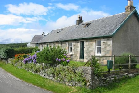Idyllic Argyll sea-side cottage - Tarbert - Дом