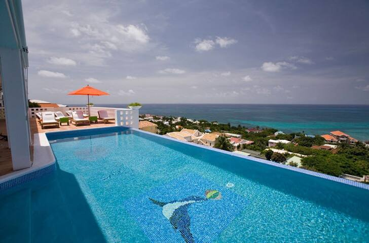 Bella Vita (6869) - Sint Maarten - Casa de camp