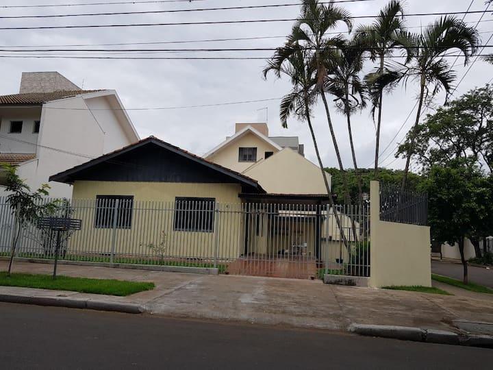 Seu lar em Maringá.